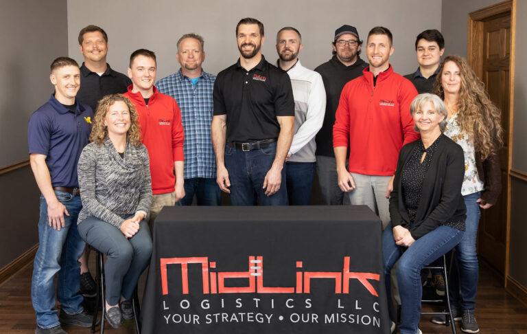 Midlink Team Photo